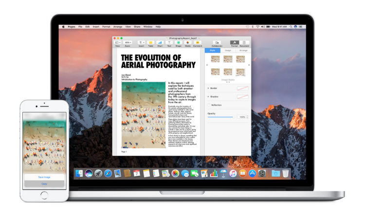 How to use Universal Clipboard with your Mac and iPhone.