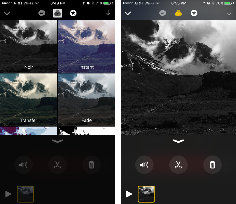 How to add filters and effects in Clips for iPhone and iPad.