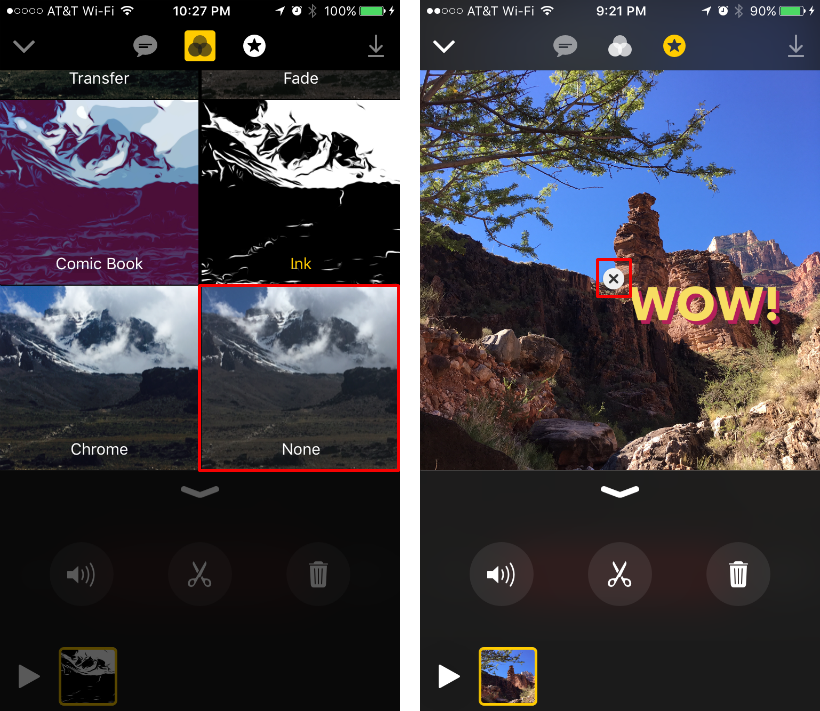 How to use filters and effects in Clips for iPhone and iPad.