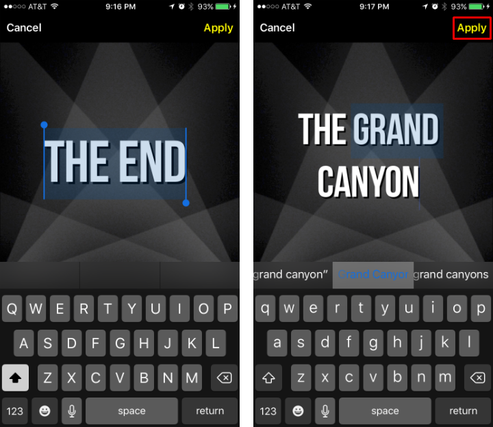 How to add Title Cards to your Clips videos on iPhone and iPad.
