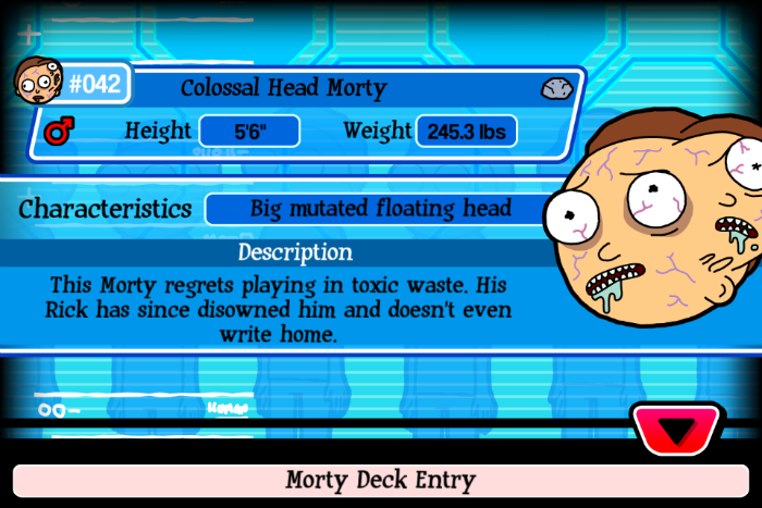 Colossal Morty