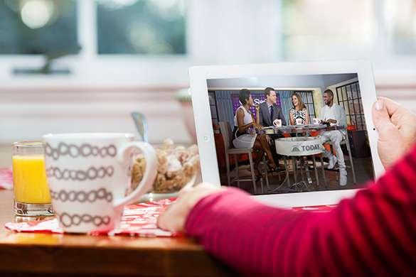 Comcast announces Stream online subscription TV service.