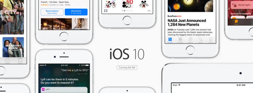 Disable iOS 10