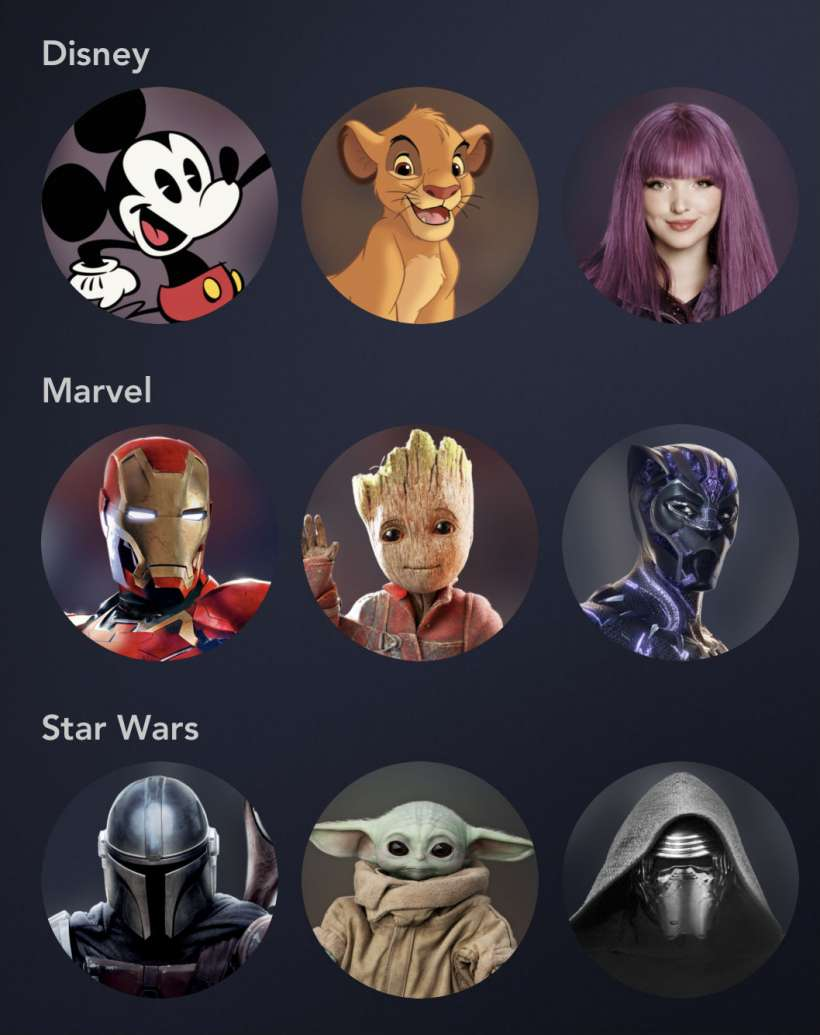 How to change your Disney+ profile picture photo and name on iPhone and iPad.