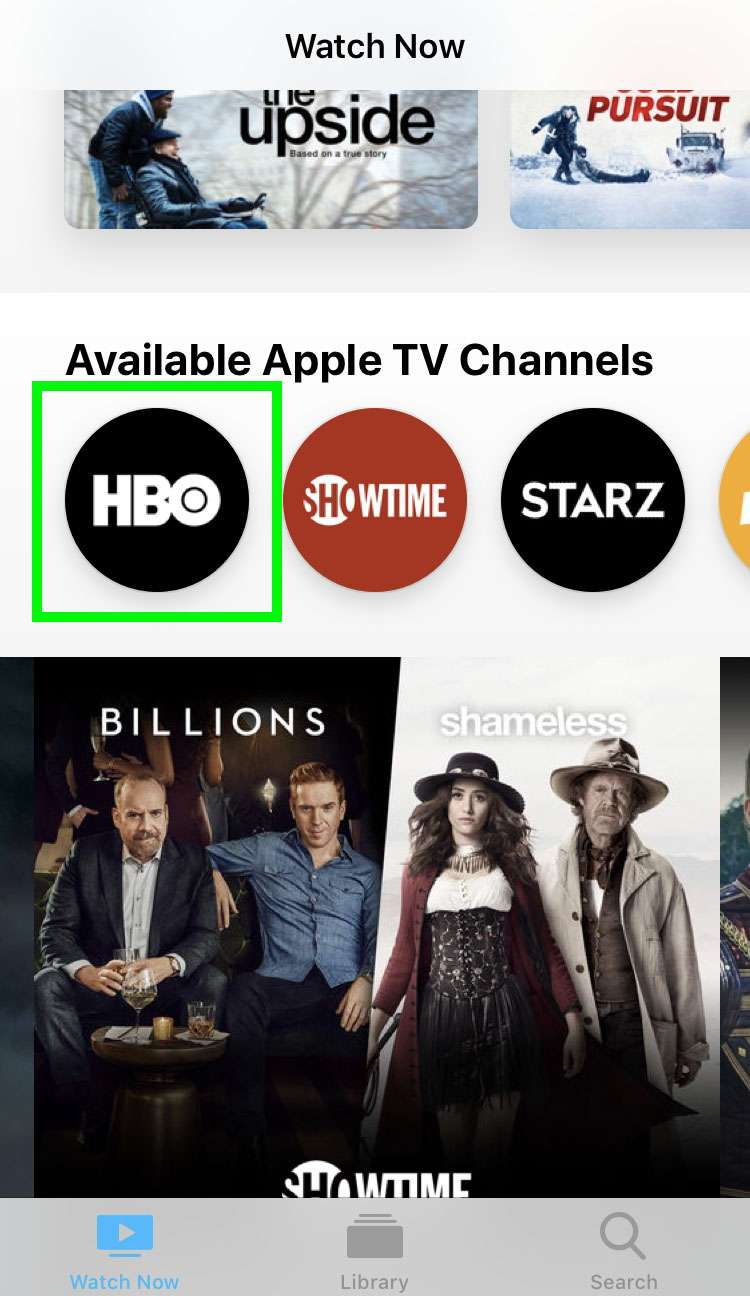 HBO show download iOS device 1