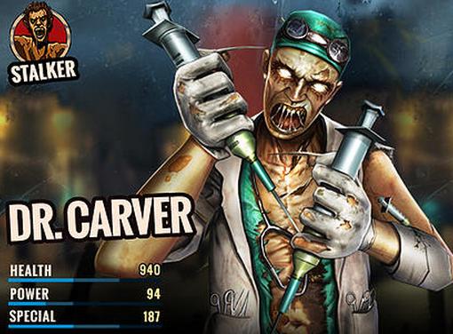 Dr. Carver Zombie Deathmatch