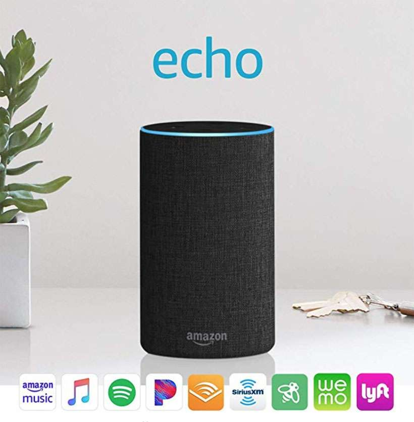 Amazon Echo with Apple Music
