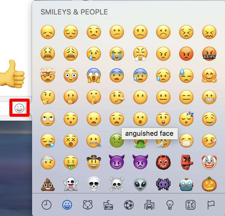How to tell what an emoji is on iPhone, iPad, Mac.