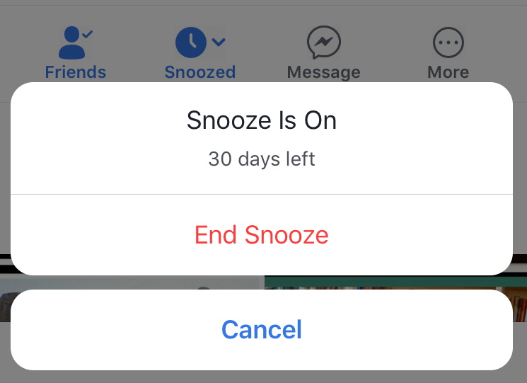 How do I 'Unsnooze' someone on Facebook? | The iPhone FAQ