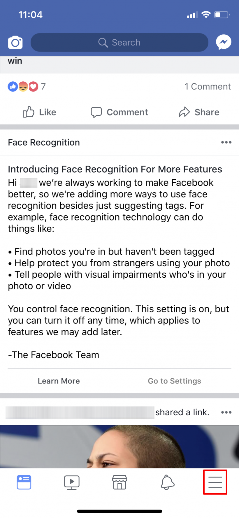 How to turn off Facebook's facial recognition feature | The