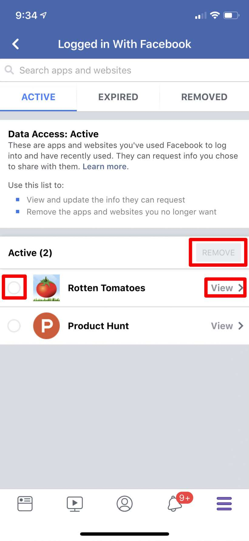 How To Remove Facebook App Access How to stop thirdparty