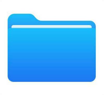 How to scan documents from the Files app on iPhone and iPad.