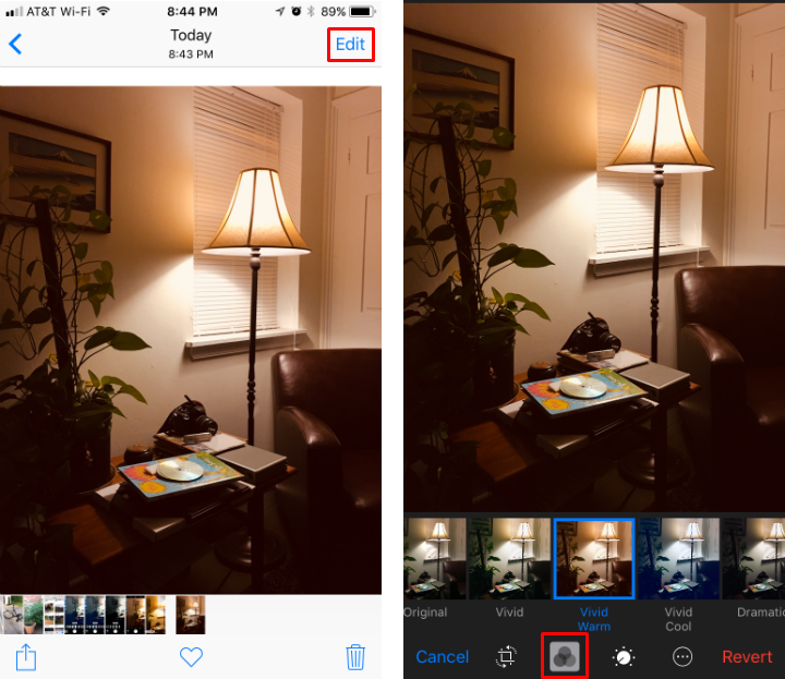 How to use camera filters in iOS 11 on iPhone and iPad.