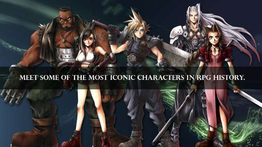 Final Fantasy VII Characters
