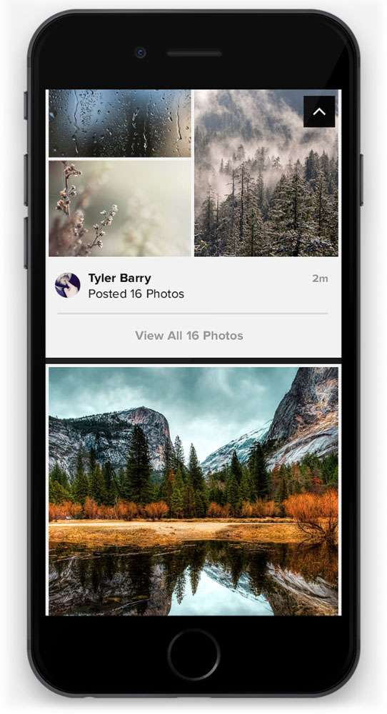 Flickr iOS