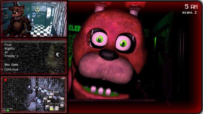 Five Nights at Freddy's Fake