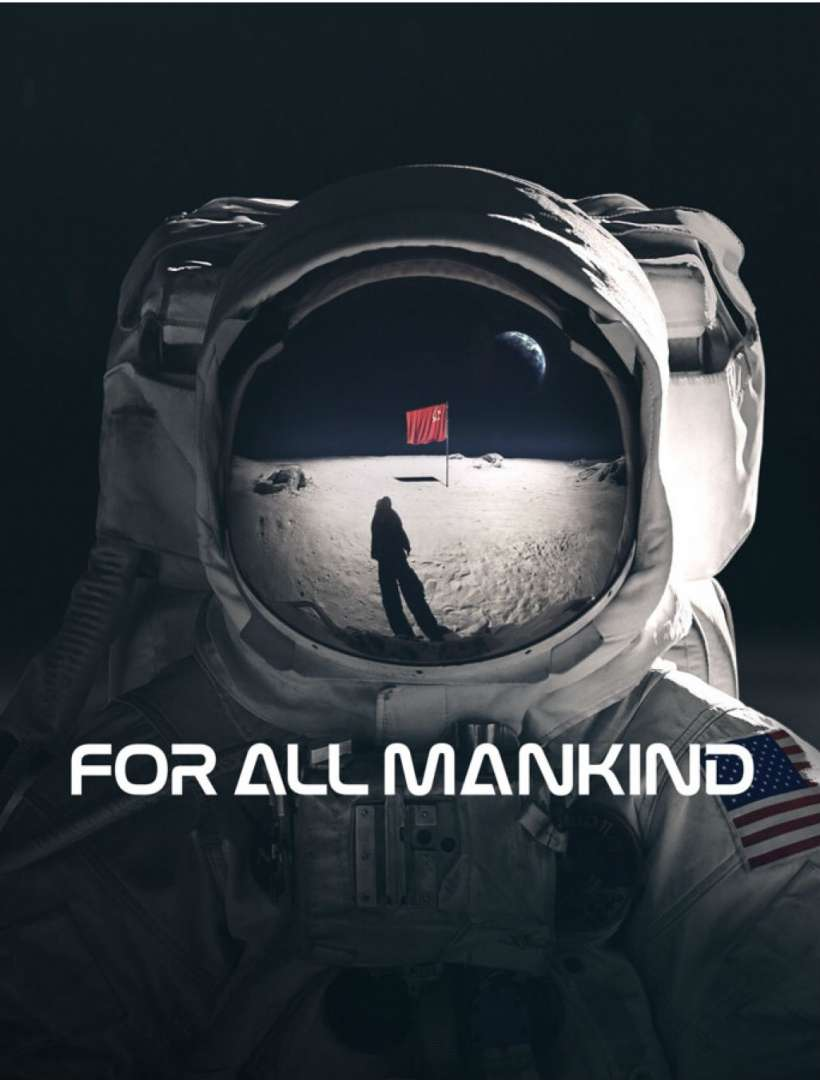 New episodes of For All Mankind for Apple TV+ on iPhone, iPad, iPod Touch and Mac.