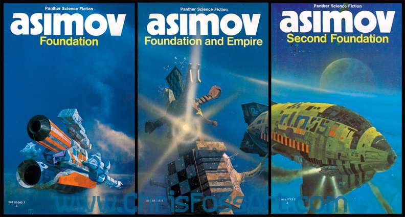 Chris Foss Foundation and Empire