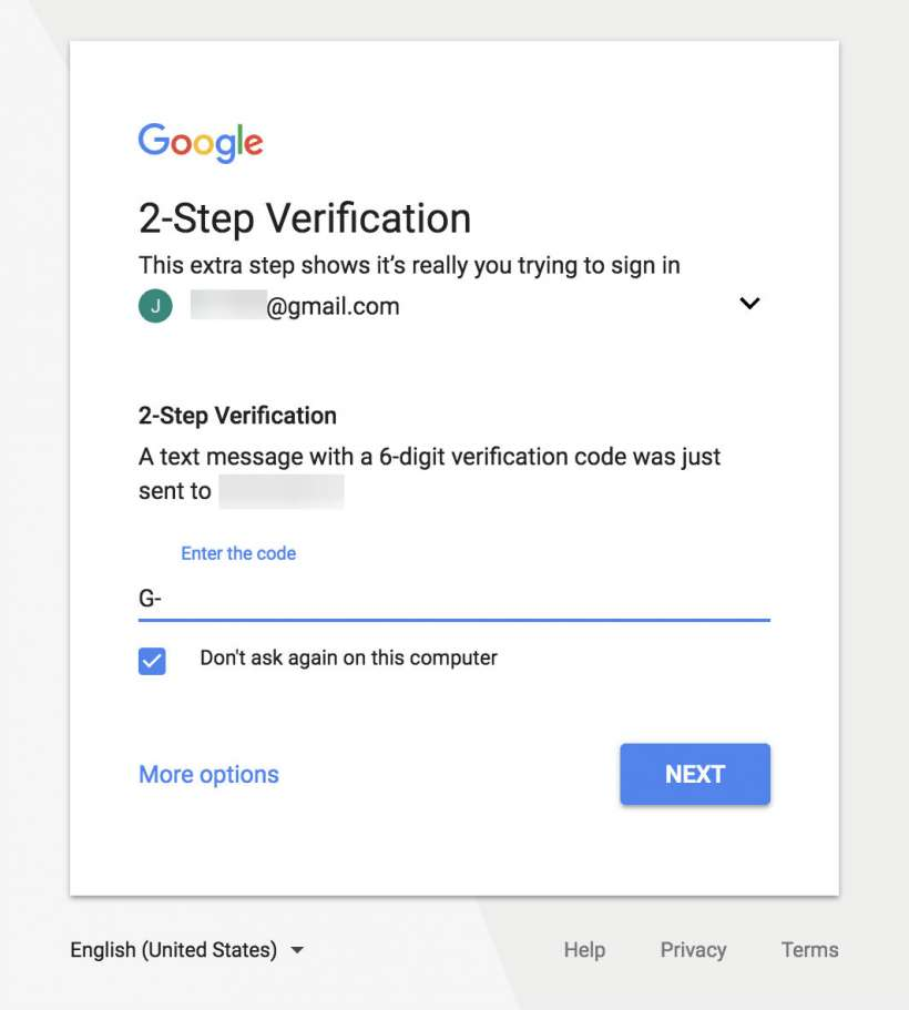 How to set up two factor authentication for your Google account on iPhone and iPad.