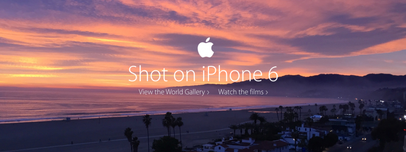 submit photos to Apple World Gallery