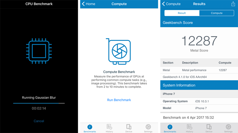 Geekbench 4 free for a limited time | The iPhone FAQ