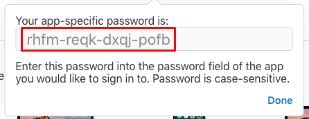How to generate app-specific passwords for Apple ID on iPhone and iPad.