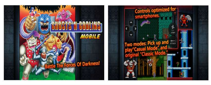 Ghosts'n Goblins Mobile