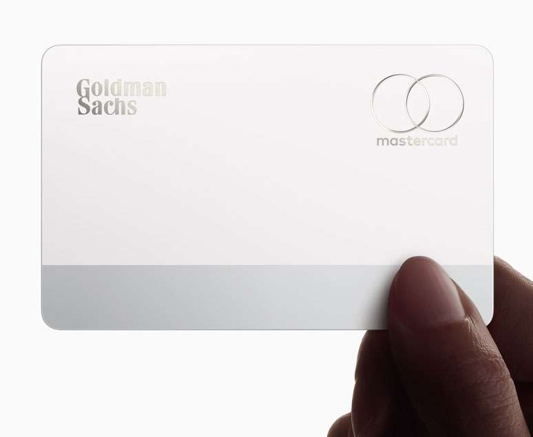 Apple Card magnetic stripe