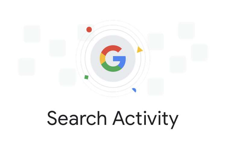 Google app iOS search activity