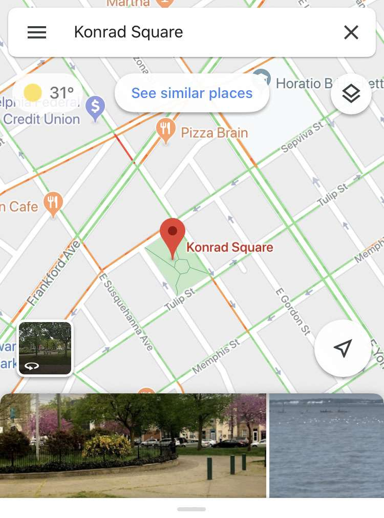 Google Maps Location Services