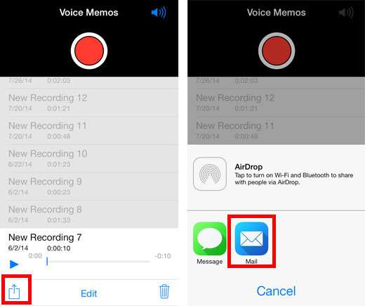 How to convert Voice Memos into iPhone ringtones | The