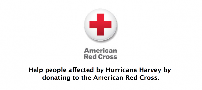 Harvey iTunes American Red Cross