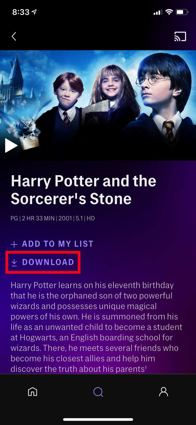 How to download HBO Max movies and shows to watch offline on iPhone and iPad.