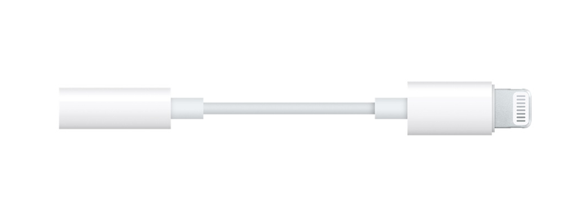 How much does a Lightning to 3.5mm headphone adapter cost