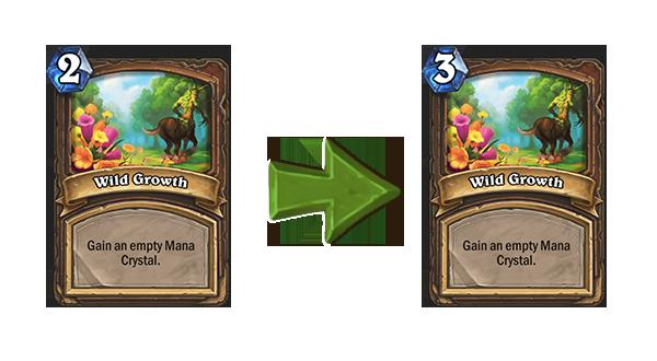 Wild Growth Nerf