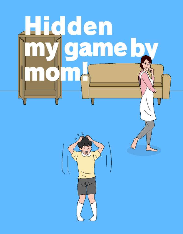 Hidden My Game By Mom 3