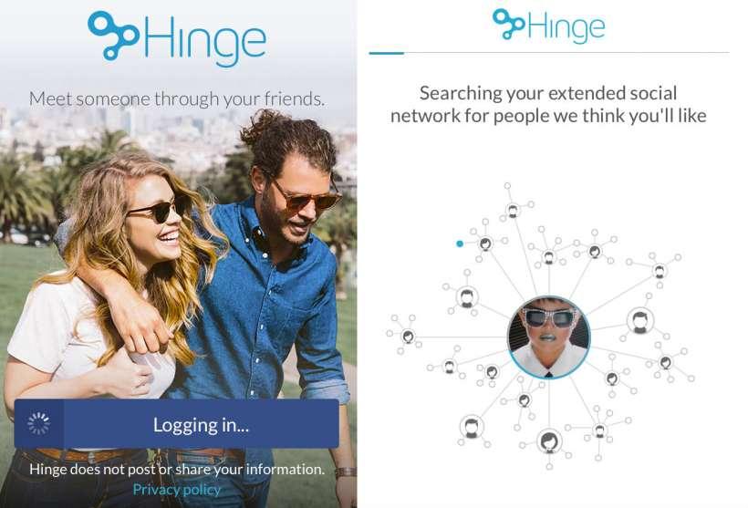Social dating app iPhone