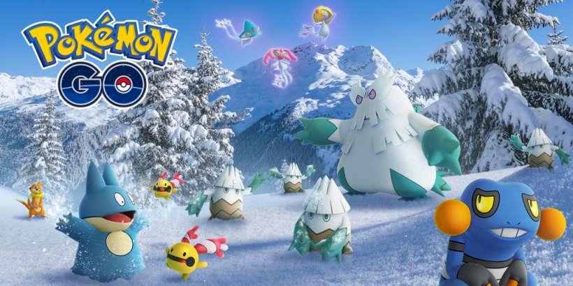 Pokémon GO Holidays 2018