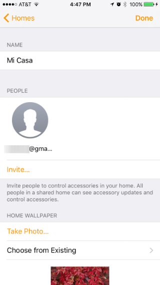 How to add and edit homes in the iOS Home app.