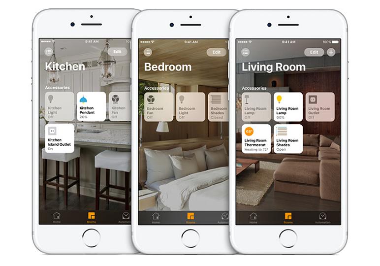 Home iOS