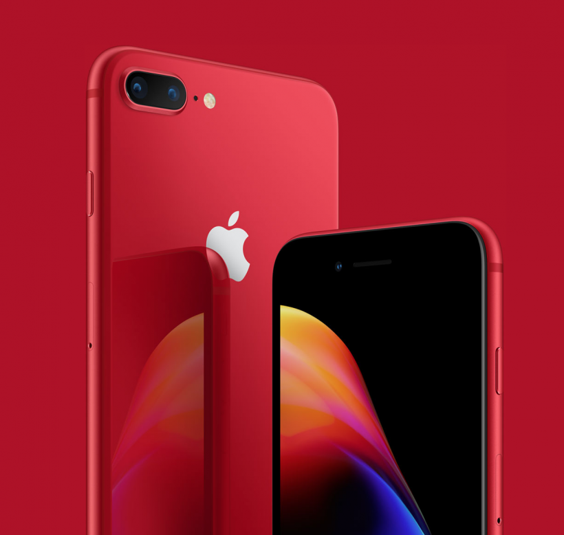 iPhone 8 Plus PRODUCT(RED)