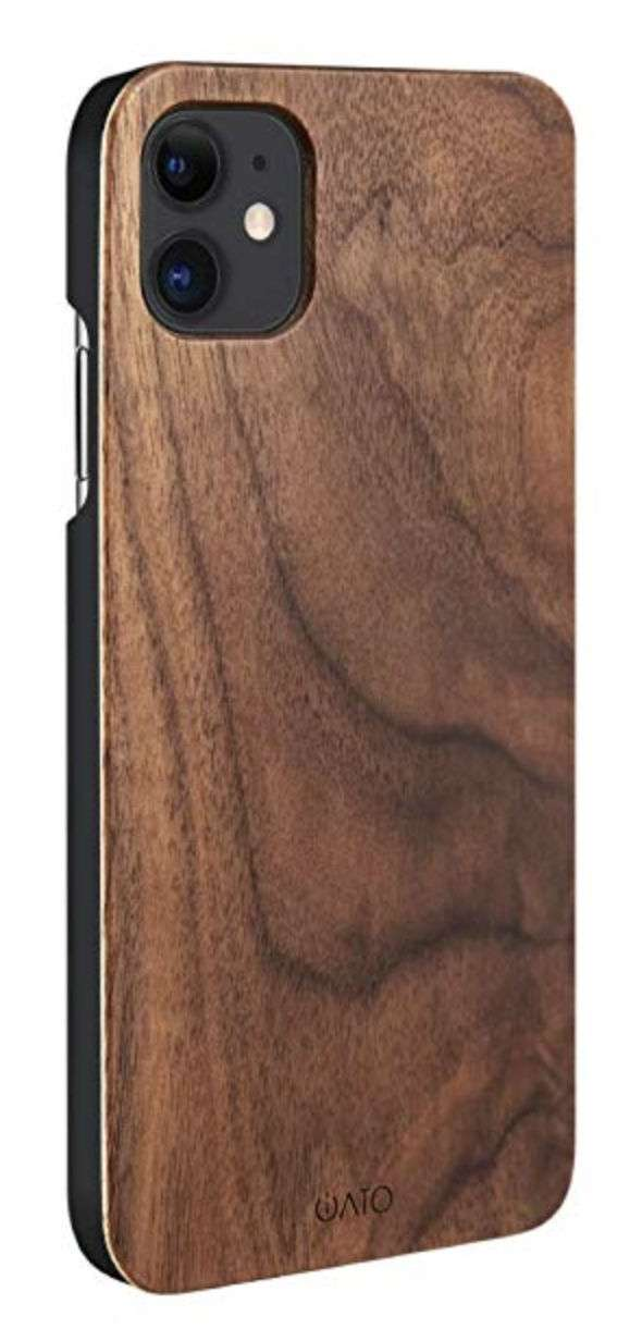 Best wooden cases for iPhone 11, iPhone 11 Pro and iPhone 11 Pro Max.