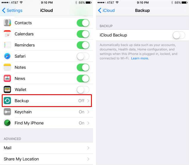 documents and data iphone storage how to manage icloud storage on iphone the iphone faq 16867
