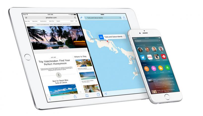 iOS 9 Bug