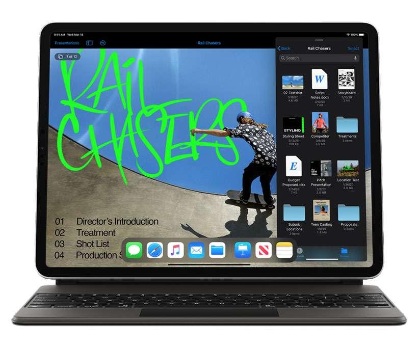 iPad Pro launch 2020