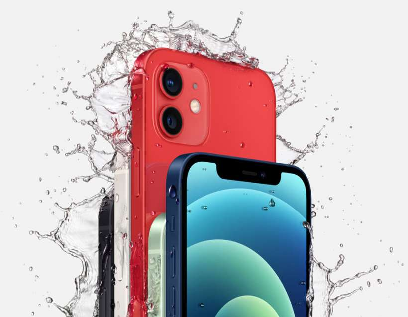 Is the iPhone 12 waterproof? | The iPhone FAQ