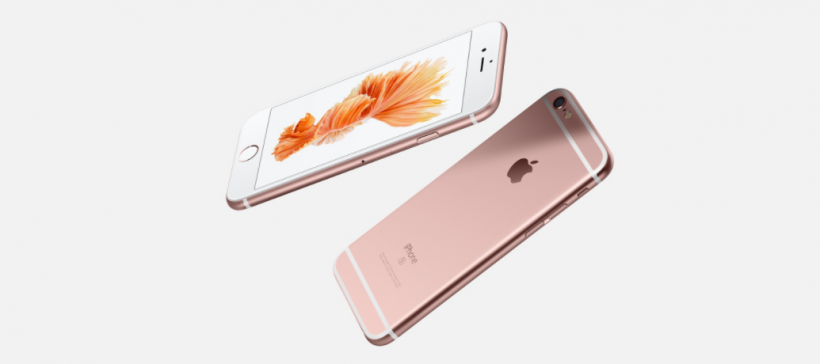 iPhone 6 Plus Rose Gold
