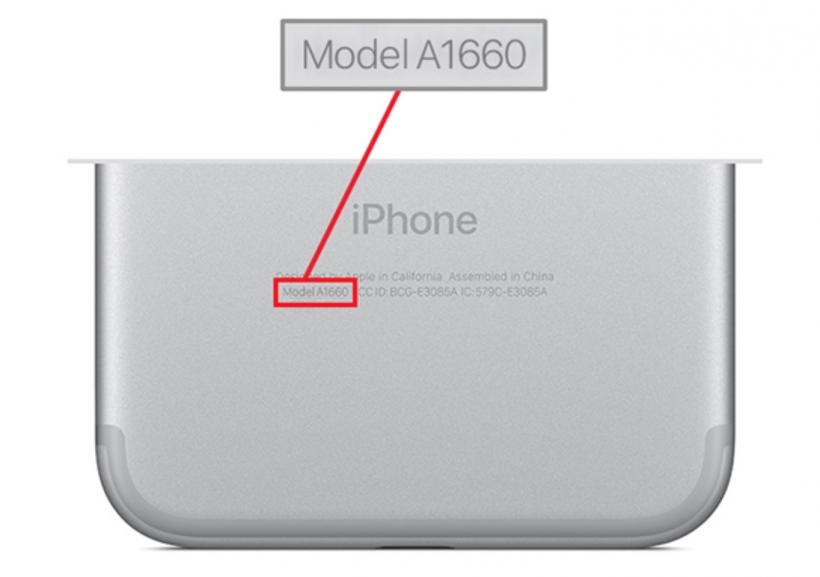iPhone 7 No Service A1660