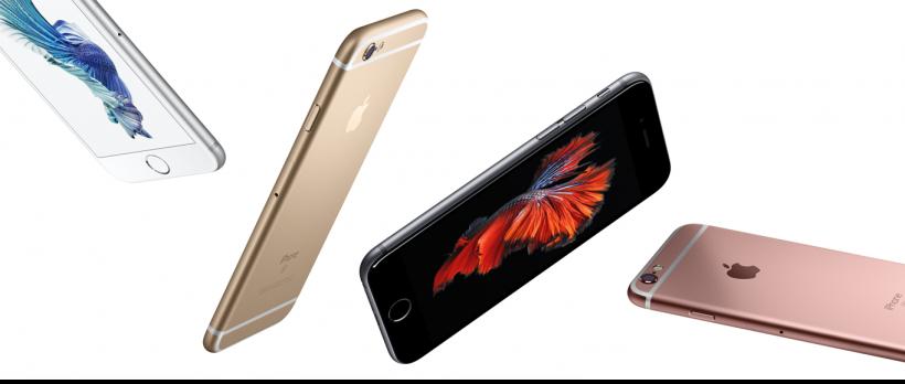iPhone 6s tumble