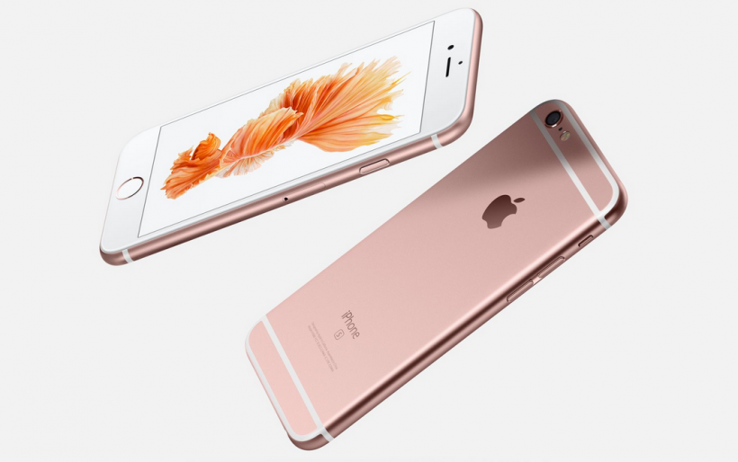 iPhone 6s Plus (Rose Gold)
